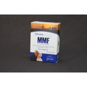 MMF 60 Caps - MILITARY MICRONUTRIENT FORMULATION