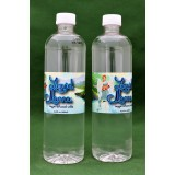 R+105 Liquid Manna - Oxygen Enhanced Water 16.9 oz.