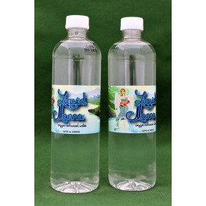 Pearl Liquid Manna - Oxygen Enhanced Manna Water 16.9 oz.