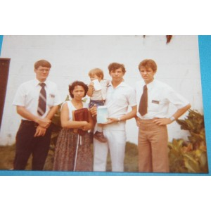 LDS MISSIONARY and CONVERT STORY