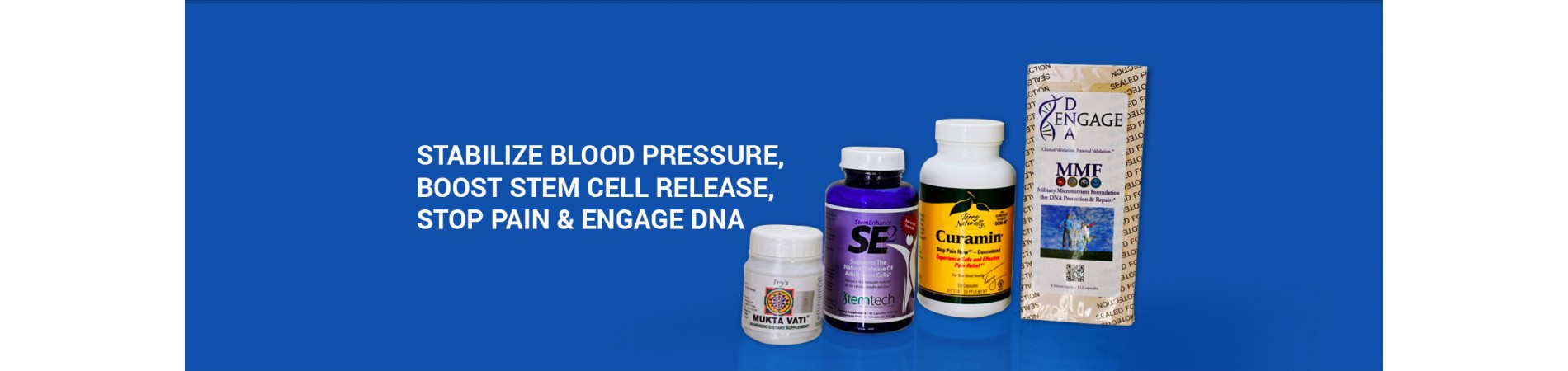 Stabilize Blood Pressure, Boost Stem Cell Release