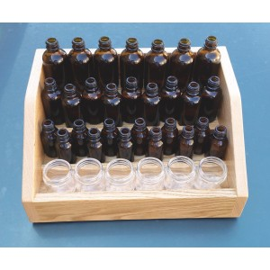 310-4T2X12 Multiuse Essential Oil, Spice, Sauce, Herb, Rack