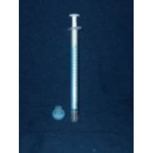 1 ML SYRINGE w/Blue Cap (1-20 drops)