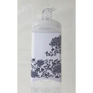 9377 Blue Floral Whisper Premium Silent Misting Diffuser
